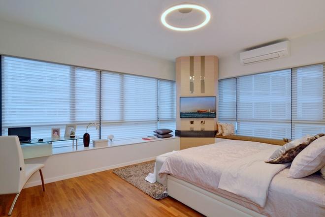 Nội thất căn hộ của khu chung cư đẹp nhất thế giới