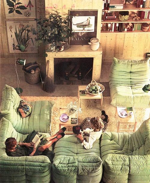 Chiếc ghế sofa vượt thời gian - Togo