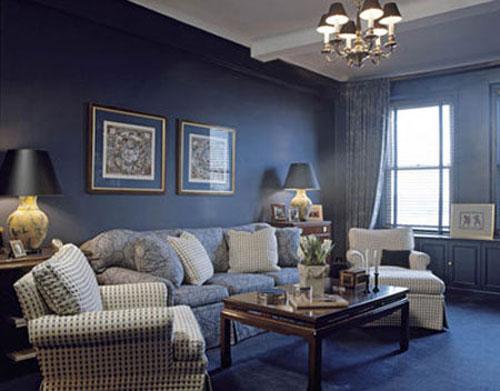 Mách bạn cách phối màu nội thất với màu sơn