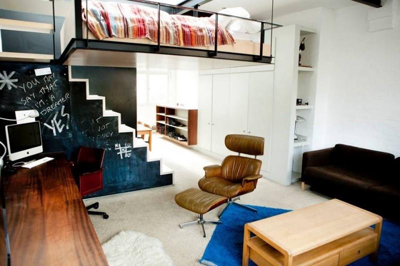 Trầm trồ với lối thiết kế căn nhà nhỏ cực sang chảnh
