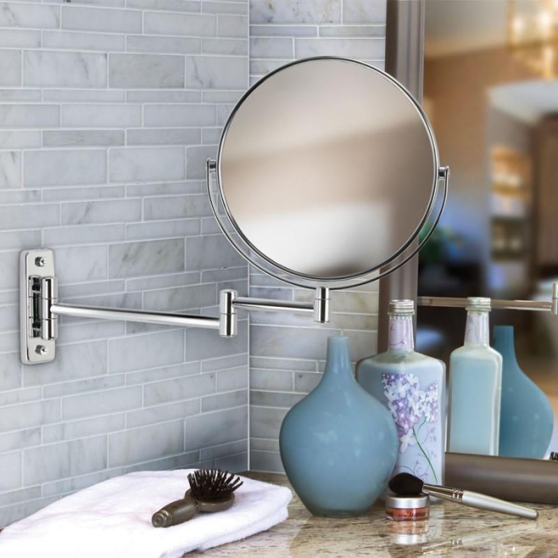 Những mẫu gương trong phòng tắm không thể thiếu