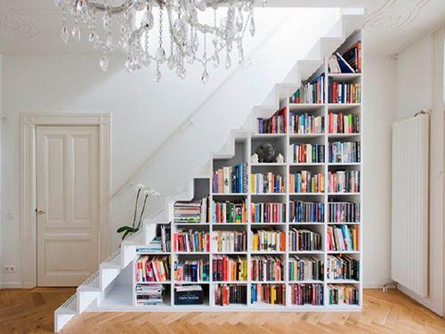 Những góc đọc sách tuyệt vời