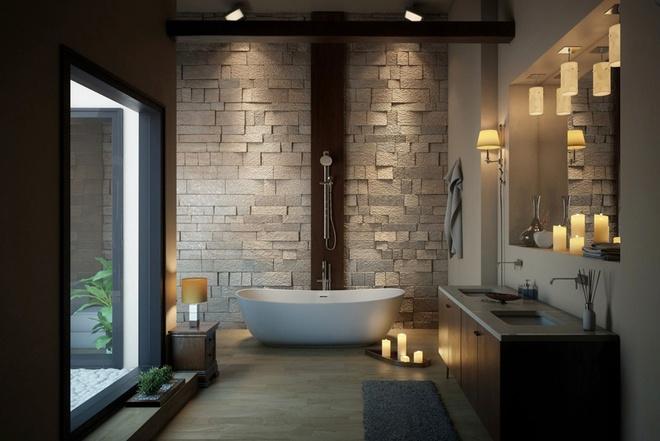 Những phòng tắm đánh tan mọi mệt mỏi của bạn