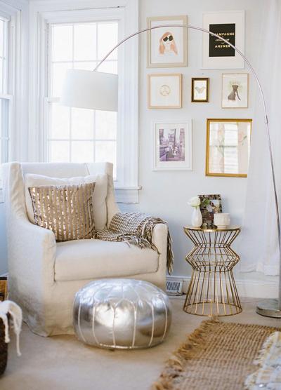 Những góc ngồi đọc sách khiến bạn thích mê