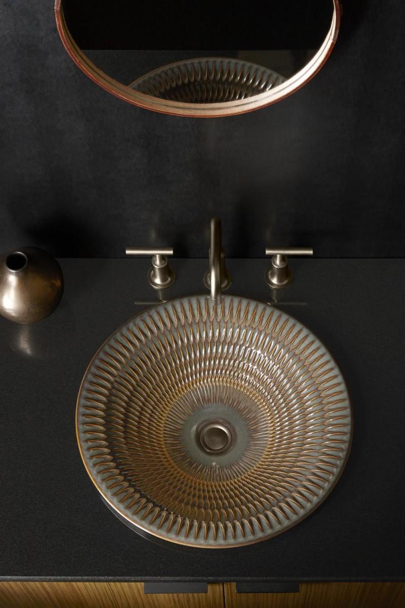 Trang trí phòng bếp và nhà tắm hiện đại