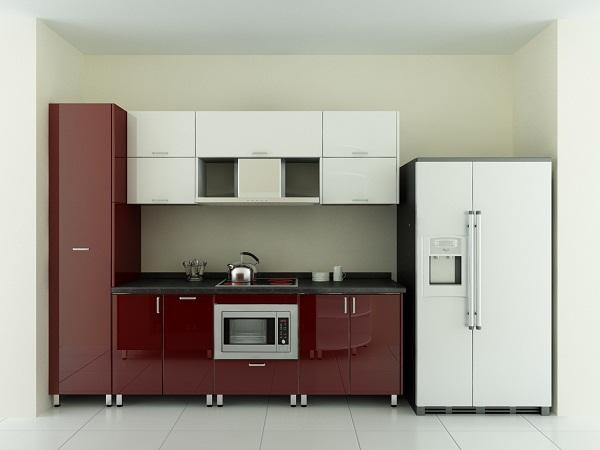Gợi ý chọn mua tủ bếp đẹp cho nhà nhỏ