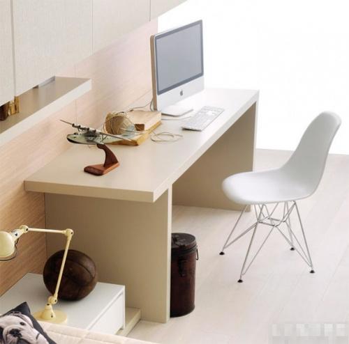 Phối màu sắc để phòng làm việc hiện đại hơn