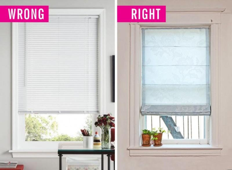 Lựa chọn rèm cửa cũng cần lưu ý để có thể tạo sự riêng tư