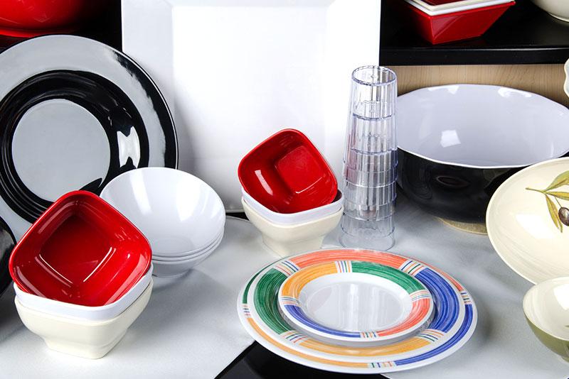 Melamie – chất liệu được ưu ái sử dụng trong nội thất nhà bạn
