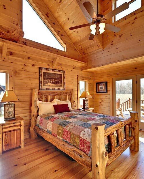 Nội thất trong phòng ngủ