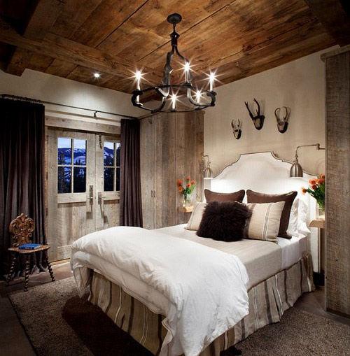 Nên sử dụng đèn chùm cho phòng ngủ
