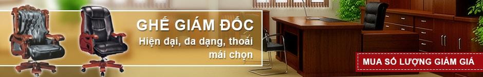 ghế giám đốc Đức Khang tốt cho sức khỏe, sang trọng, hiện đại