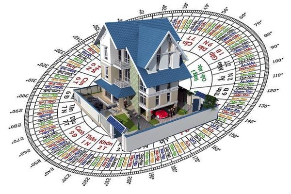 Chọn hướng nhà chung cư như thế nào?