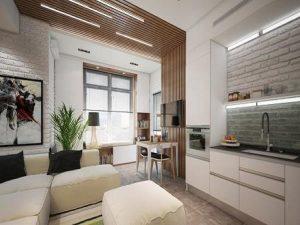 10 gợi ý bố trí căn hộ chung cư 40m2 đẹp và tiện ích