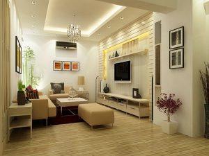 10 gợi ý bố trí căn hộ chung cư 60m2 với 2 phòng ngủ