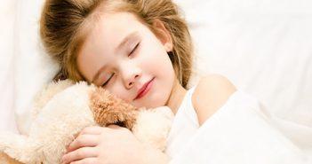 chứng rối loạn giấc ngủ ở trẻ em