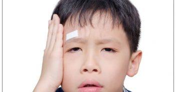 Trẻ em bị đau nửa đầu