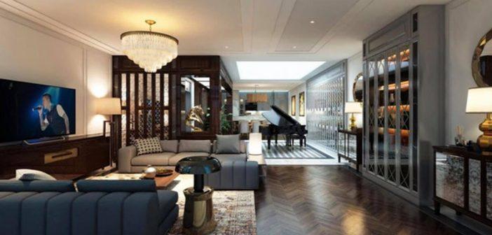 Ngắm nội thất nhà mới siêu sang của vợ chồng ca sĩ Tuấn Hưng