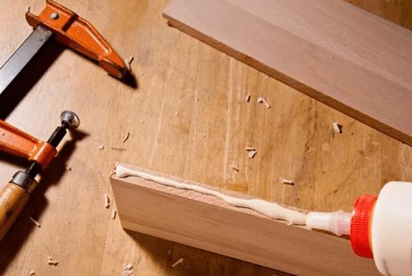 Keo dán gỗ được ứng dụng nhiều vào cuộc sống